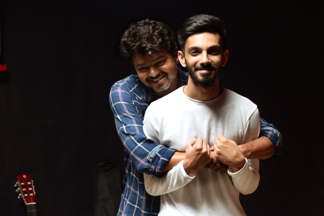vijay and anirudh