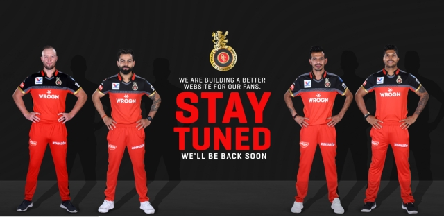RCB Website