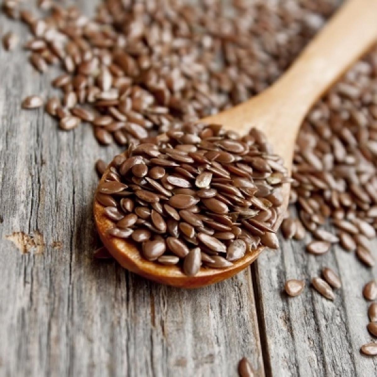 Flax Seeds Benefits (Tamil) | எடை குறைக்கும்