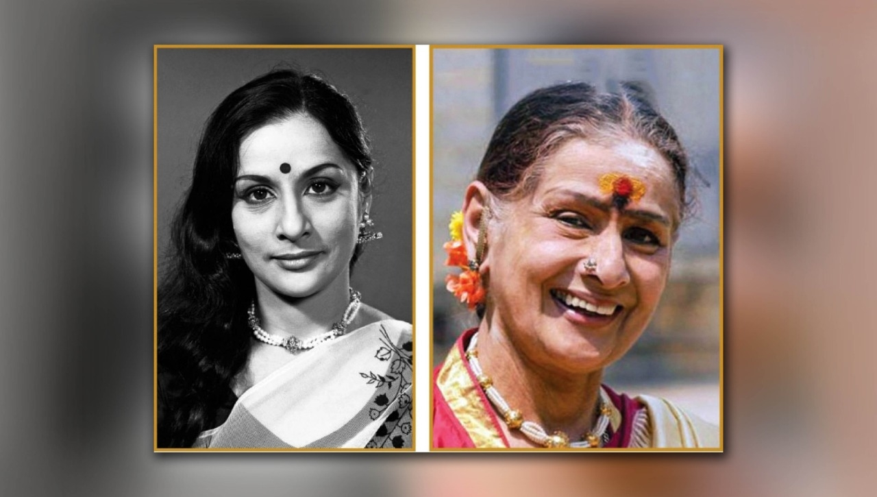 """""""புகழ், துரோகம், போராட்டம், தனிமை..."""" - கிளாஸிக் நடிகை காஞ்சனா ஷேரிங்"""