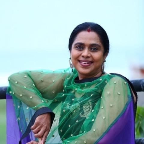 ``மிகச்சிறந்த நடிகை ஷோபா... ஆனா, இப்ப நினைவுலகூட யாரும் நினைக்கிறதில்லை!'' - விஜி #RemembringShoba