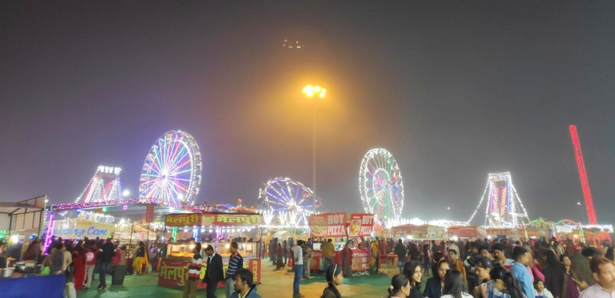 Lucknow Mahotsav extended till 9th December!