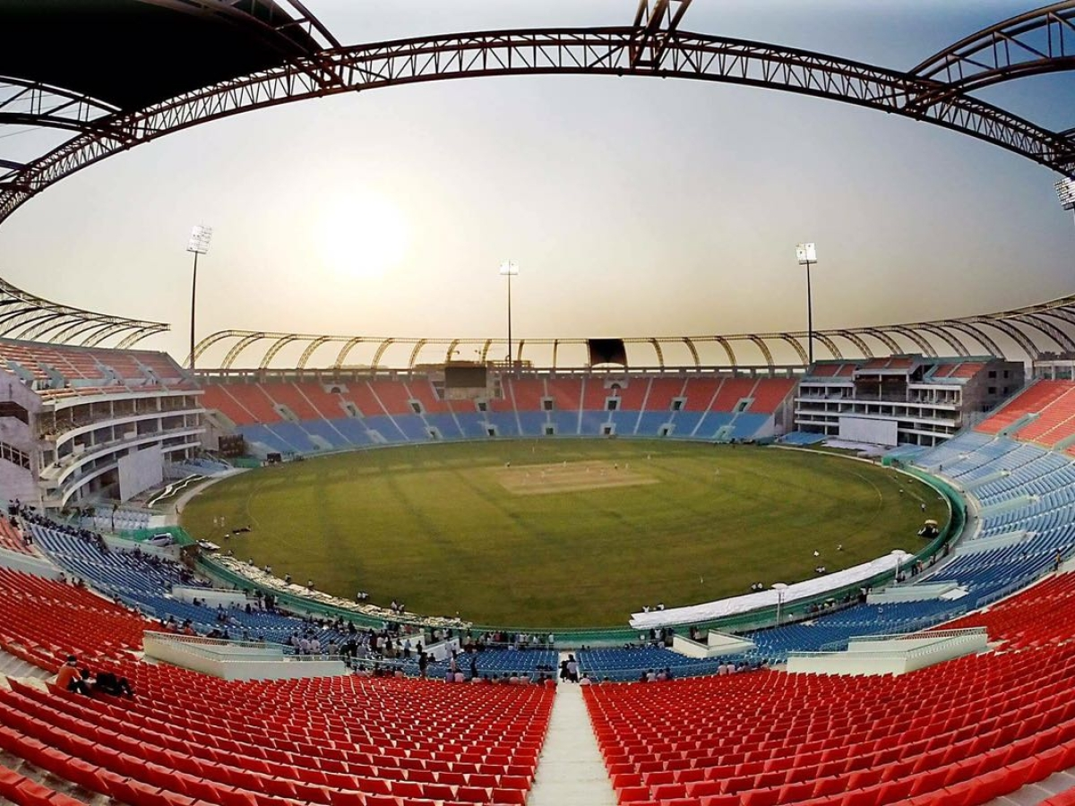 Tickets for the 1st International T-20 match in Lucknow on Nov 6 are now available on Paytm!