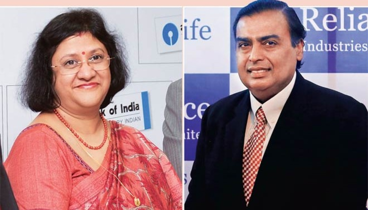 Former chairman of SBI Arundhati Bhattacharya joins Mukesh Ambani's Reliance Industries