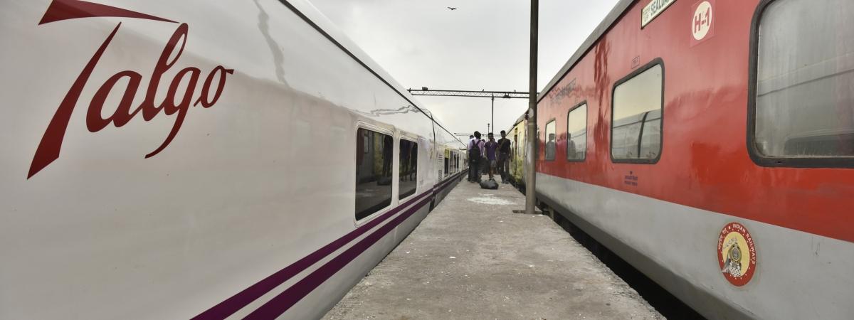 Indian Railways To Announce 10,000 km Of High-Speed Rail Corridors