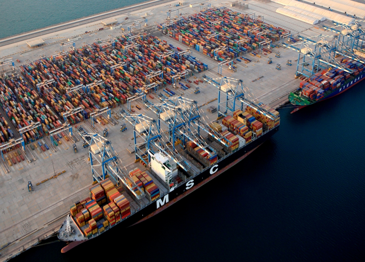 Abu Dhabi Ports Announces Blockchain Pilot Test with MSC