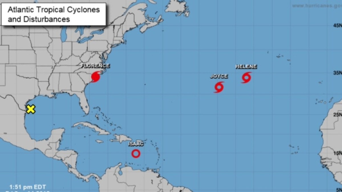 An Equator Full of Hurricanes Shows A Preview of End Times