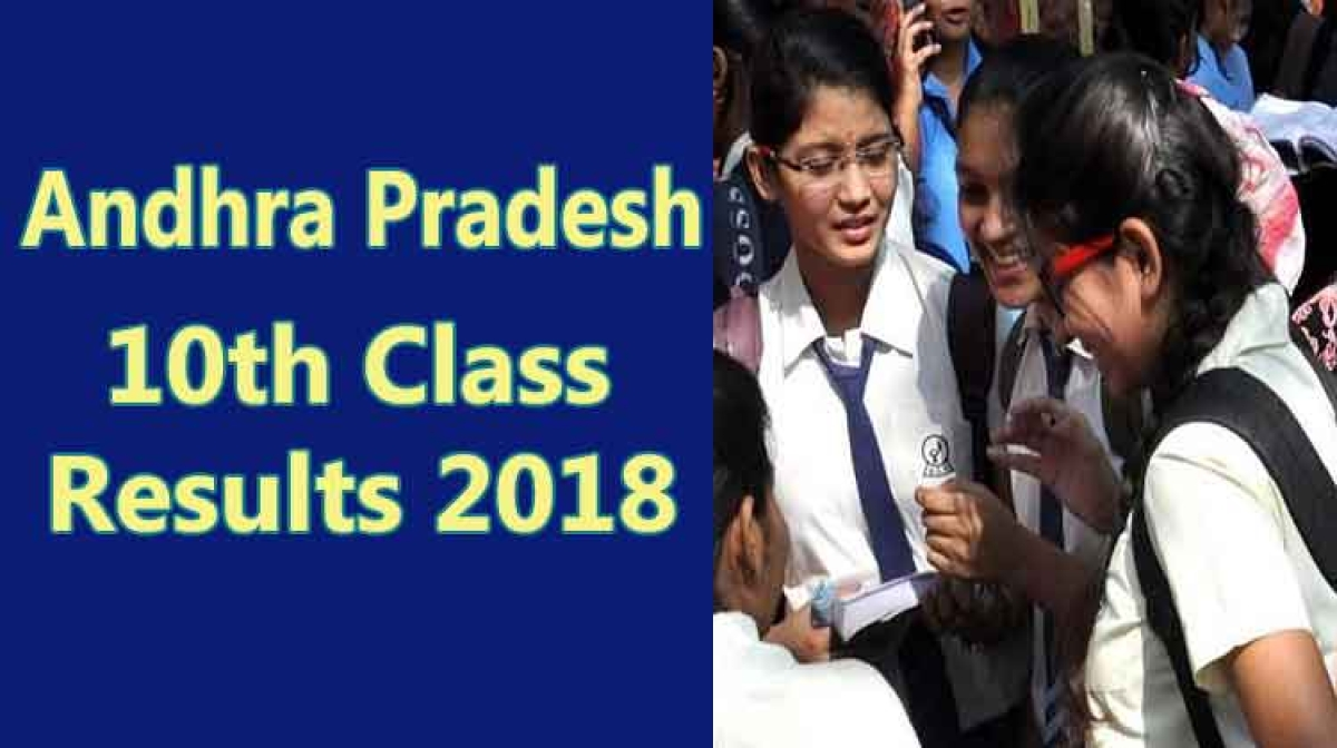 AP SSC Results 2018 | 10th Class Results 2018 Declared