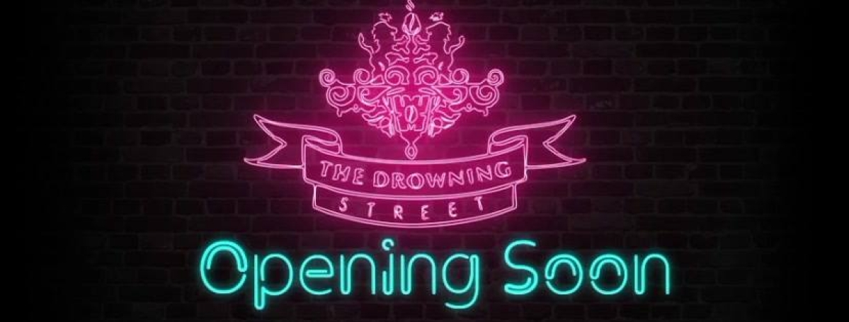 The Drowning Street is opening in Lucknow & we can barely control our excitement!