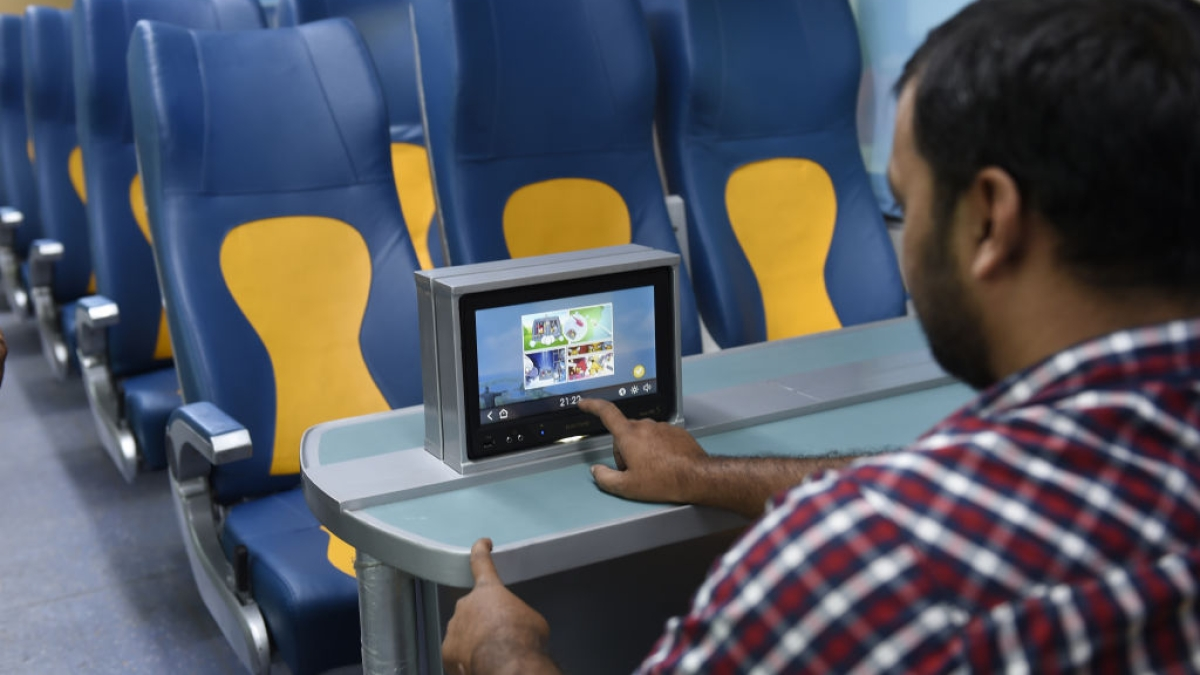 Faced With Delinquent Passengers, Railways To Strip Tejas Express Of LCD Screens, Other Facilities