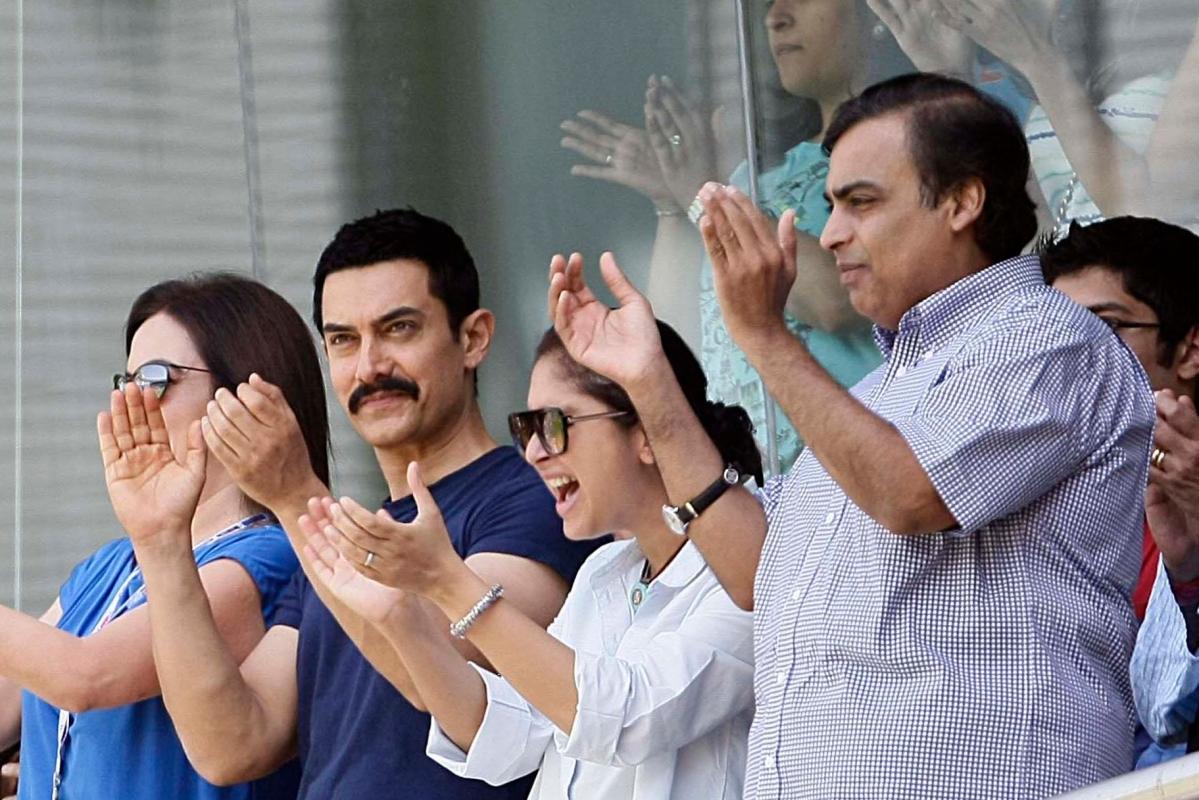 Aamir Khan To Play Lord Krishna, Mukesh Ambani To Co-Produce Rs 1000-Crore Multi-Part Magnum Opus On Mahabharata