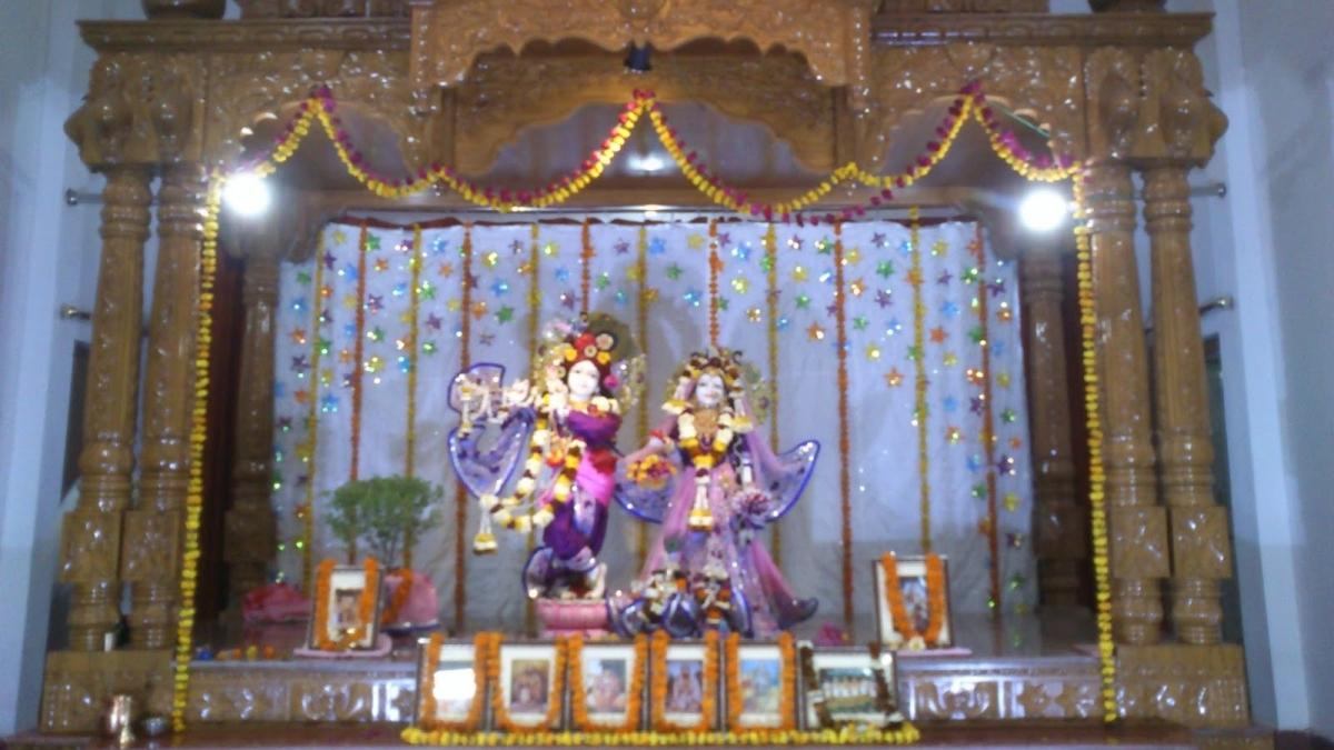 Iskcon Temple, Lucknow