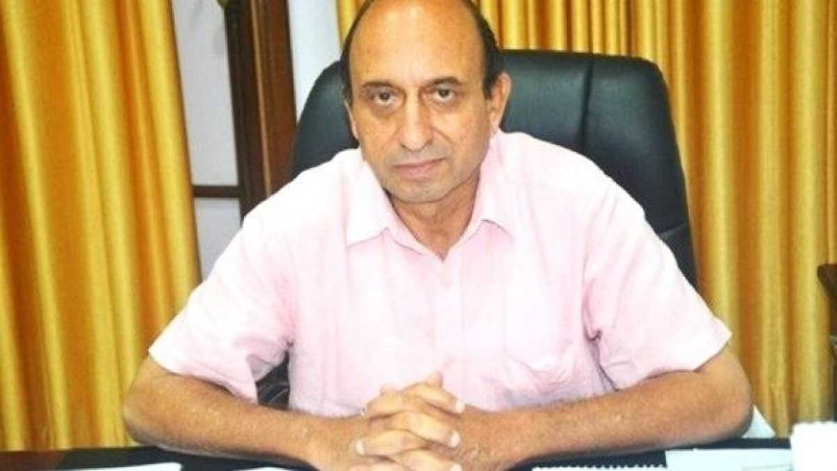 UP Health Minister, Jai Pratap Singh